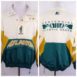 Vintage 1996 Centennial Olympics Atlanta Starter